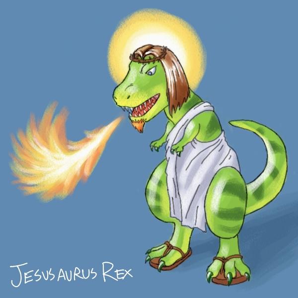 Jesusaurus
