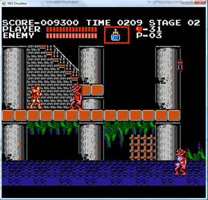 Emulator Screenshot